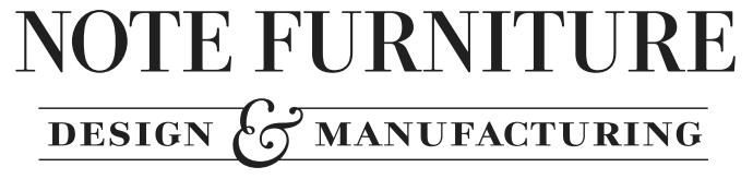 note furniture